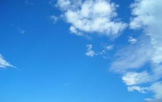 cielo nube