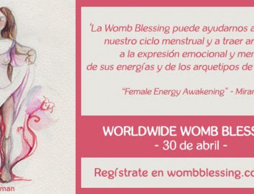 Meditación Bendición de Útero Mundial de Miranda Gray – Abril